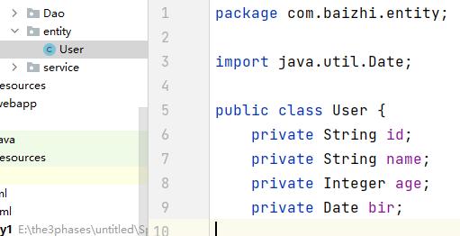 spring框架+Mybatis框架整合步骤流程-Spring框架插图1