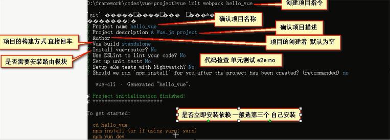 vue-cli脚手架安装环境配置与创建脚手架项目教程插图19