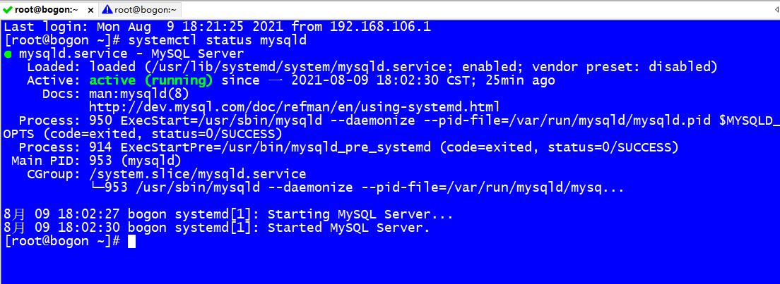 在Linux系统上实现MySQL主从复制-图文教程插图1