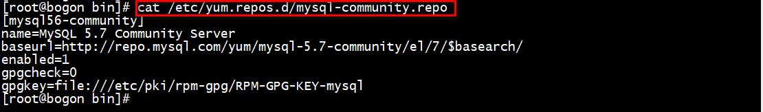 如何在Linux系统上在线安装Mysql服务5.7版本-图文教程插图2