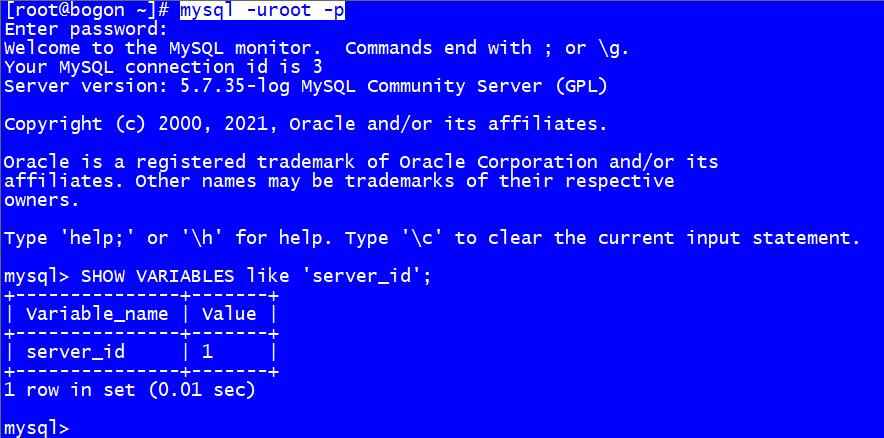 在Linux系统上实现MySQL主从复制-图文教程插图5
