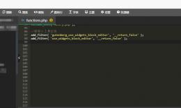 WordPress 5.8更新后小工具报错,如何解决呢?