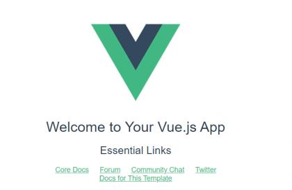 vue-cli脚手架安装环境配置与创建脚手架项目教程